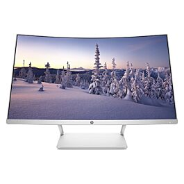 LCD monitor HP 27 Curved