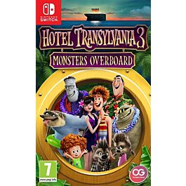 Hotel Transylvania 3: Monsters Overboard (NDS)