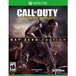 CALL OF DUTY ADVANCED WARFARE DAY ZERO (XONE)