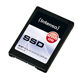 SSD disk INTENSO 256GB