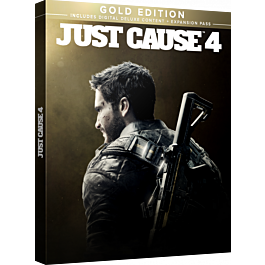 Just Cause 4 GOLD EDITION (XONE)