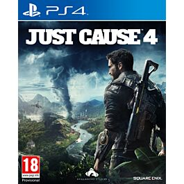 Just Cause 4(PS4)
