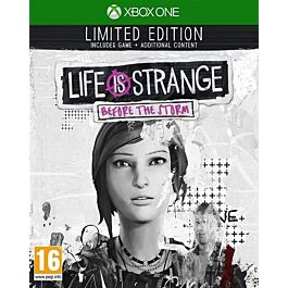 LIFE IS STRANGE BEFORE THE STORM LIMITED EDITION (XONE)