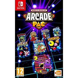 Namco Museum Arcade Pac (NDS)
