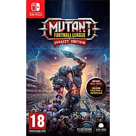 Mutant Football League (NDS)