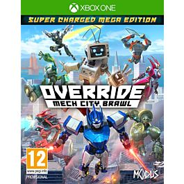 Override: Mech City Brawl - Super Charged Mega Edition (XONE)