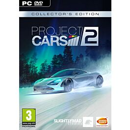 PROJECT CARS 2 COLLECTORS EDITION (PC)