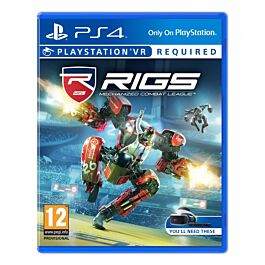 RIGS VR (PS4)