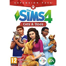 The Sims 4 Cats & Dogs (EP4) PC