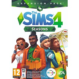 THE SIMS 4 : EPISODE 5 SEASONS (PC)