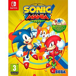 Sonic Mania Plus (NDS)