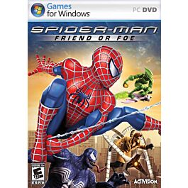 SPIDERMAN FRIEND OR FOE (PC)