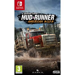 Spintires: MudRunner - American Wilds Edition (NDS)