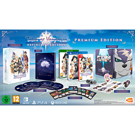 Tales Of Vesperia: Definitive Edition - Premium Edition (XONE)