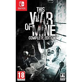 This War of Mine Switch (NDS)