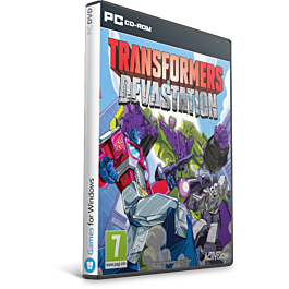 TRANSFORMERS DEVASTATION (PC)