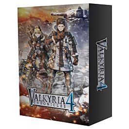 Valkyria Chronicles 4 Premium Edition (PS4)