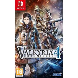 Valkyria Chronicles 4 Launch Edition (NDS)