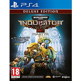 Warhammer 40,000: Inquisitor - Martyr Deluxe Edition (PS4)