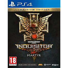 Warhammer 40,000: Inquisitor - Martyr Imperium Edition (PS4)