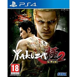 Yakuza Kiwami 2 : Launch Edition (PS4)