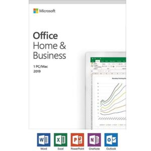 Programski paket MICROSOFT OFFICE HOME & BUSSINES 2019