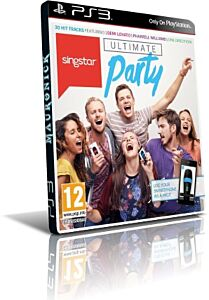 SING STAR ULTIMATE PARTY (PS3)