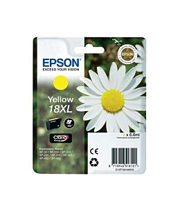 Kartuša Epson T1814, yellow XL