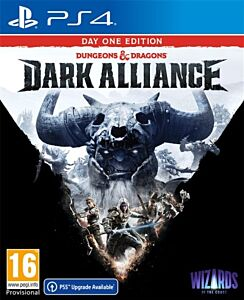 Dungeons and Dragons: Dark Alliance - Day One Edition (PS4)
