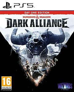 Dungeons and Dragons: Dark Alliance - Day One Edition (PS5)
