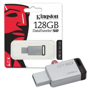 USB Ključ KINGSTON 128GB DT50 USB3.1/3.0