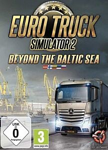 Euro Truck Simulator 2 - Beyond the Baltic Sea (PC)