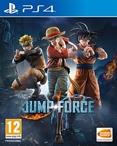 Jump Force Collectors Edition (PS4) - PREDNAROČILO