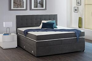 Boxspring postelja KING