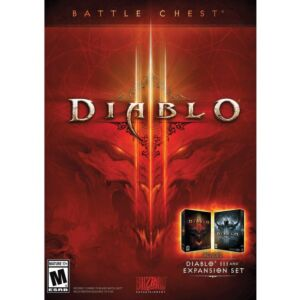 DIABLO 3 BATTLE CHEST (PC)