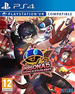 Persona 5: Dancing in Starlight (PS4)