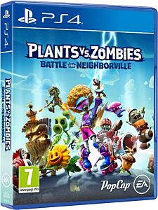 PLANTS VS. ZOMBIES - Battle For Neighbourville (PS4)
