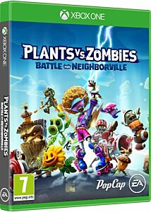 PLANTS VS. ZOMBIES - Battle For Neighbourville (XBOX)