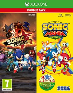 Sonic Mania Plus and Sonic Forces Double Pack (XONE)