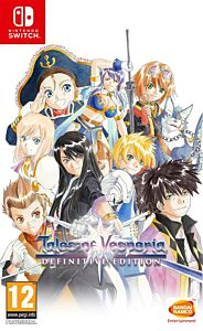 Tales Of Vesperia: Definitive Edition(NDS)