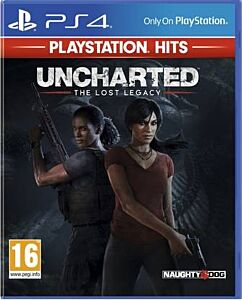 UNCHARTED LOST LEGACY HITS (PS4)