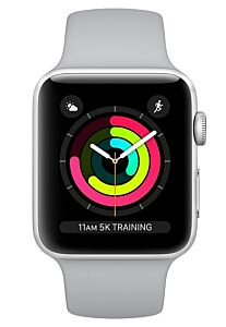 Pametna ura APPLE WATCH SERIES 3 (38 mm) - Siva