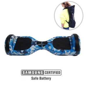 "Hoverboard XPLORER City 6,5"" (Camouflage Blue)"