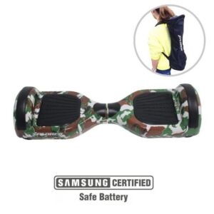 "Hoverboard XPLORER City 6,5"" (Camouflage Green)"
