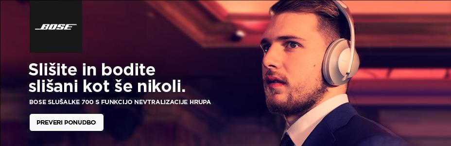 Slušalke BOSE Luka Dončič