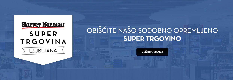 Super trgovina Ljubljana