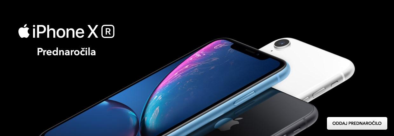 iPhone Xr prednaročilo