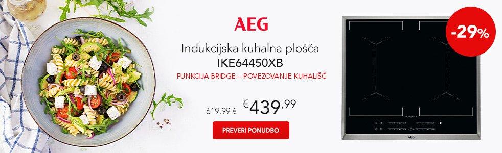 SLO - Category Banner [Kuhalni aparati] - AEG