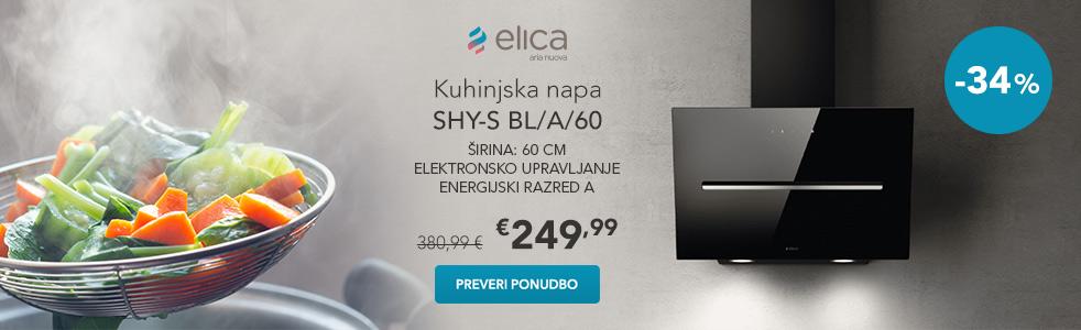 SLO - Category Banner [Kuhinjske nape] - Elica