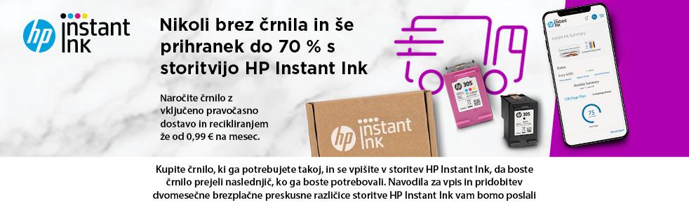 SLO - Category Banner [Tiskalniki] - HP Instant Ink